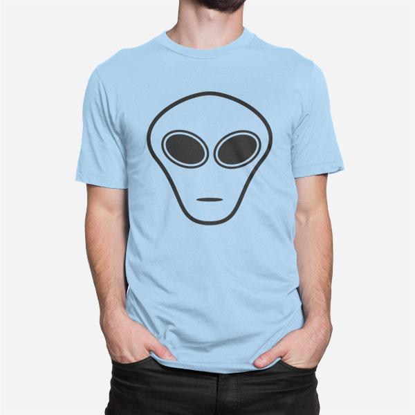 Moška kratka majica Alien