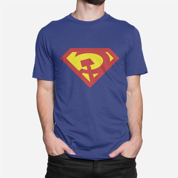 Moška kratka majica Super CCCP