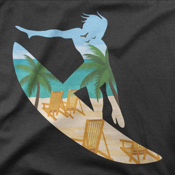 Design Surfanje na plaži