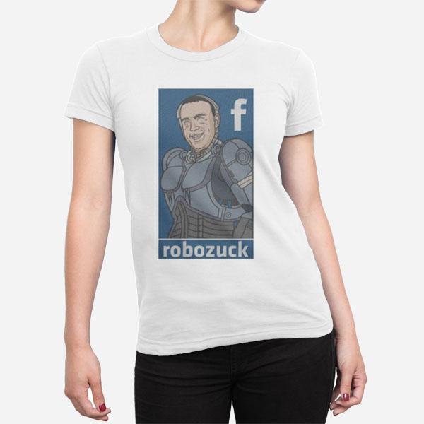 Ženska kratka majica Robozuk
