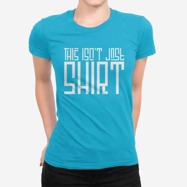 Ženska kratka majica To ni samo majica
