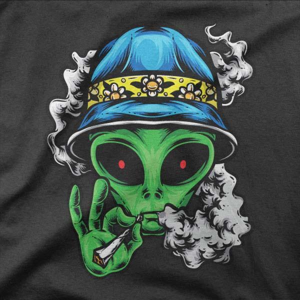 Design Chill Alien