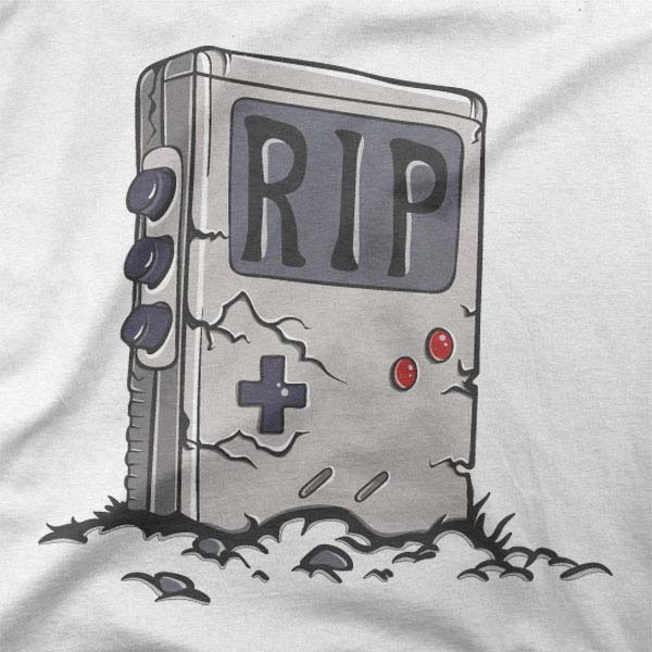 Design Nintendo rip