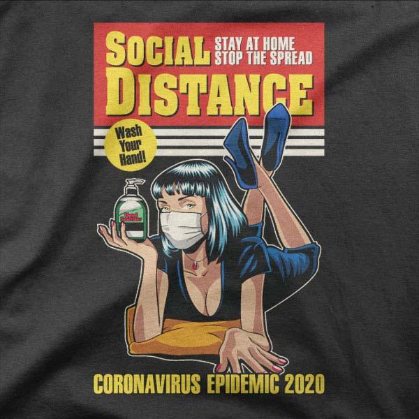 Design Socialna distanca