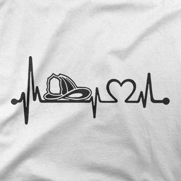 Design Srčni utrip gasilca