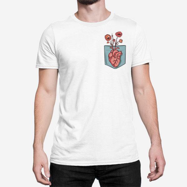 Majica Srčni spodbujevalnik