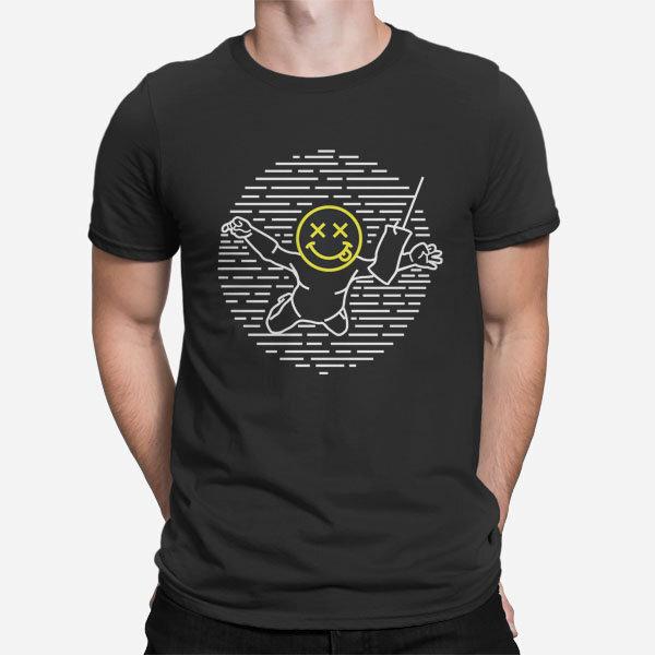 Moška majica Nevermind