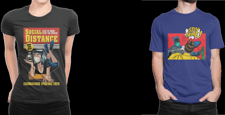 Korona majice