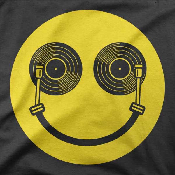 Design DJ nasmeh