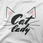 Design Cat lady
