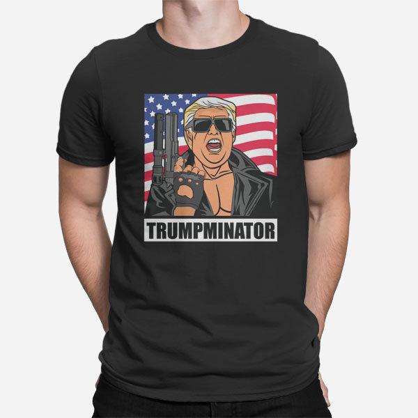 Moška majica Trumpminator