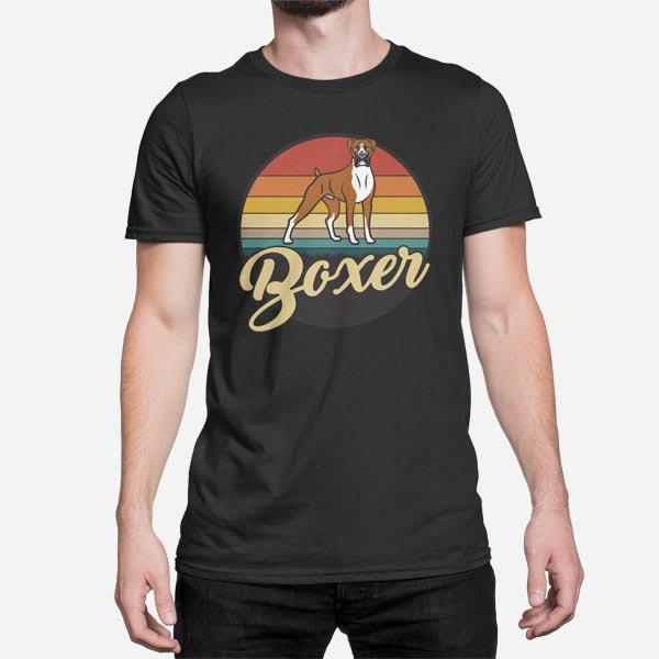 Moška majica Nemški bokser