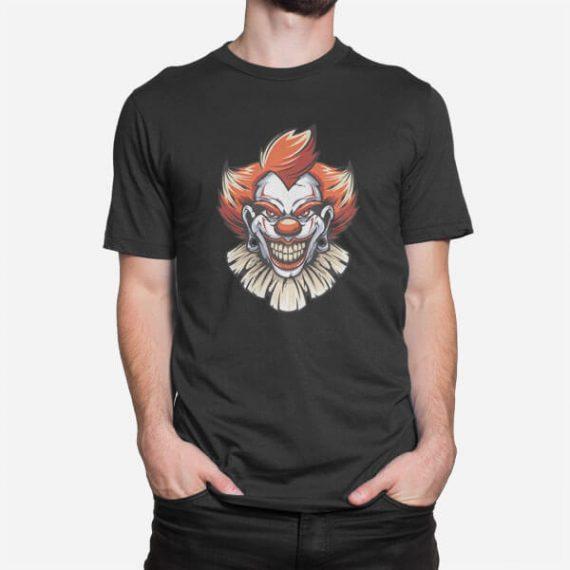 Moška majica Strašljivi klovn