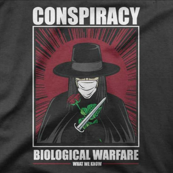 Majica Vendetta Masker