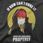 Majica Piratova maska