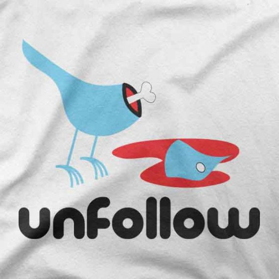 Design Unfollow
