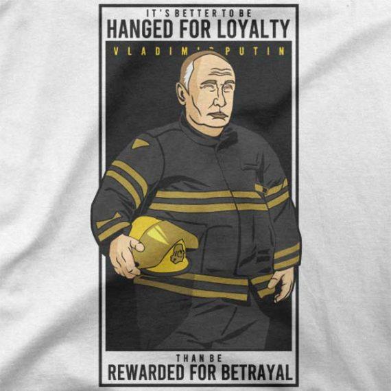 Majica Putin Fireman