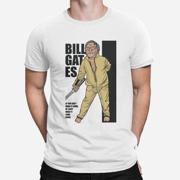 Moška majica Kill Bill Gates