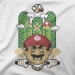 Majica Super Mario Bros