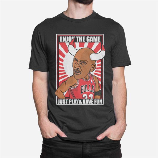 Moška majica Michael Jordan