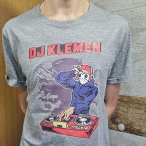 Majica Dj Klemen Killer