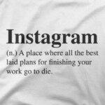 Majica Instagram