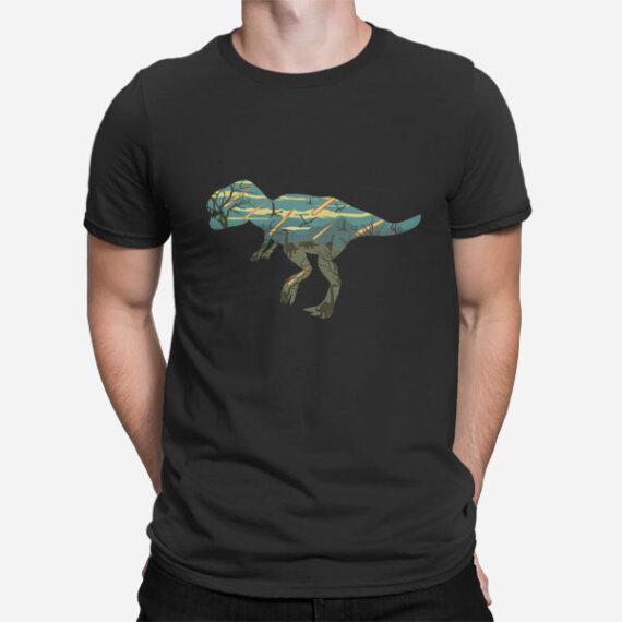 Moška majica Tiranozaver T Rex
