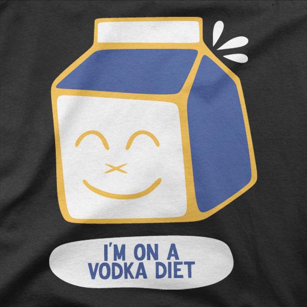 Motiv Im On A Vodka Diet