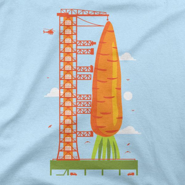 Motiv Korenček raketa