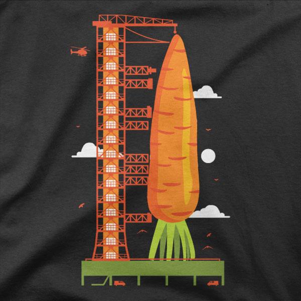 Korenček raketa