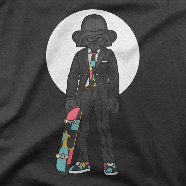 Motiv Skejter Darth Vader