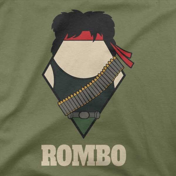 Motiv na majici Rombo