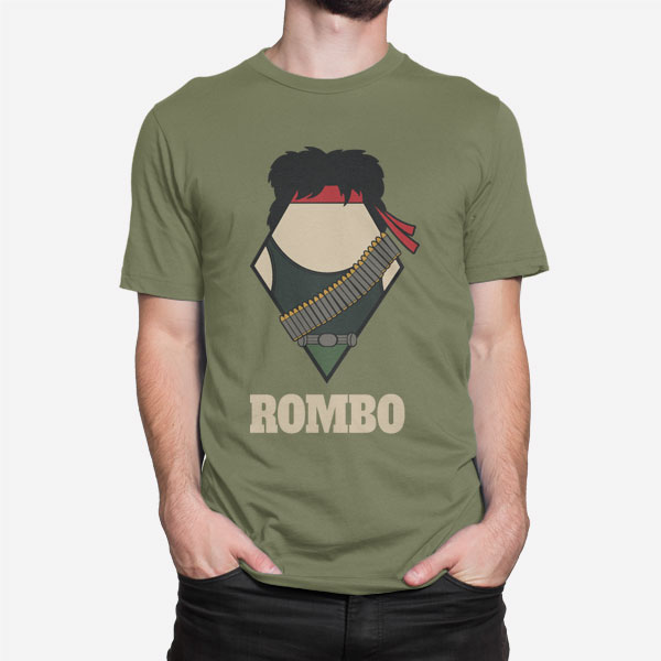 Moška kratka majica Rombo