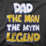Motiv Očka legenda