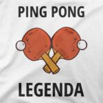 Motiv Ping Pong legenda