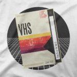 Motiv Retro VHS kaseta