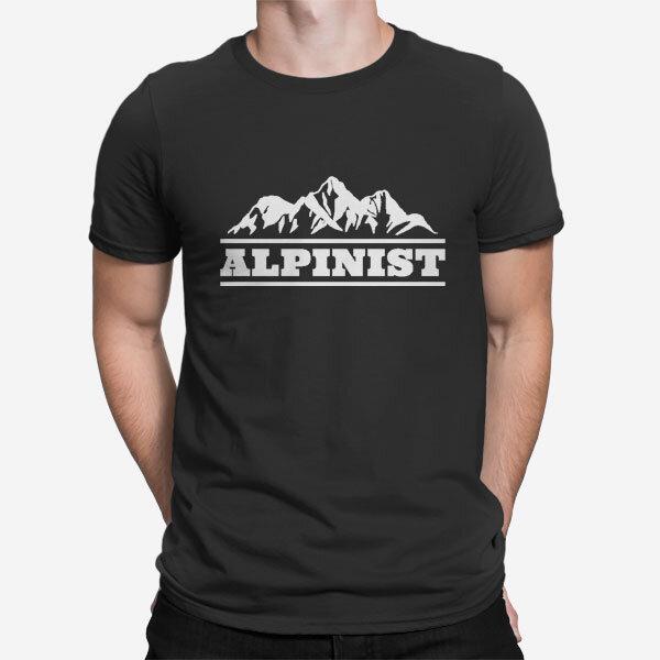 Moška kratka majica Alpinist