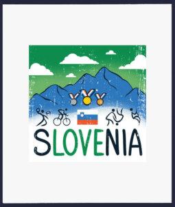 Navijaška majica Slovenia