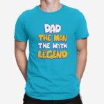 Moška kratka majica Očka legenda