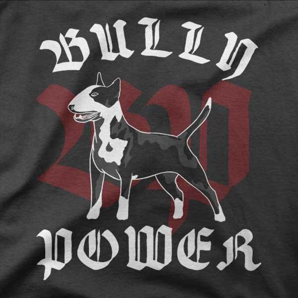 Motiv Bull Terrier