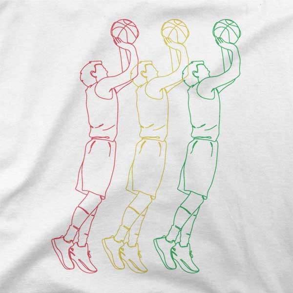 Motiv Igralec košarke