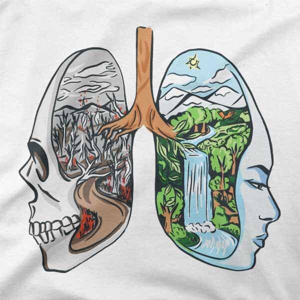 Motiv Pljučna pokrajina