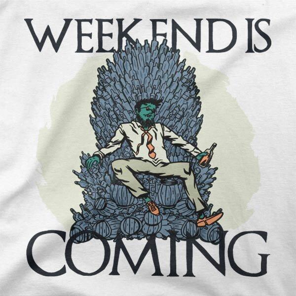 Motiv Prihaja vikend