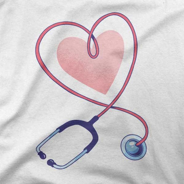 Motiv Stetoskop srce