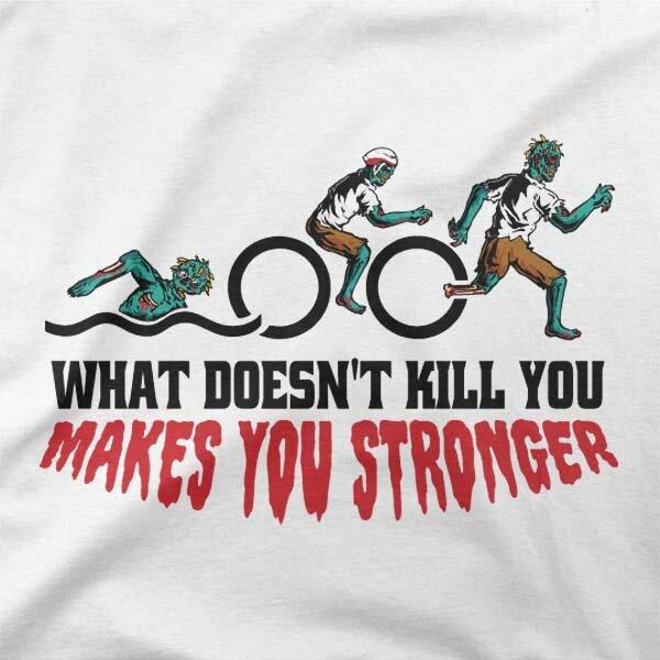 Motiv Športnik zombi
