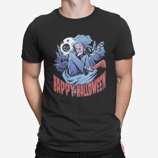 Moška kratka majica Noč čarovnic